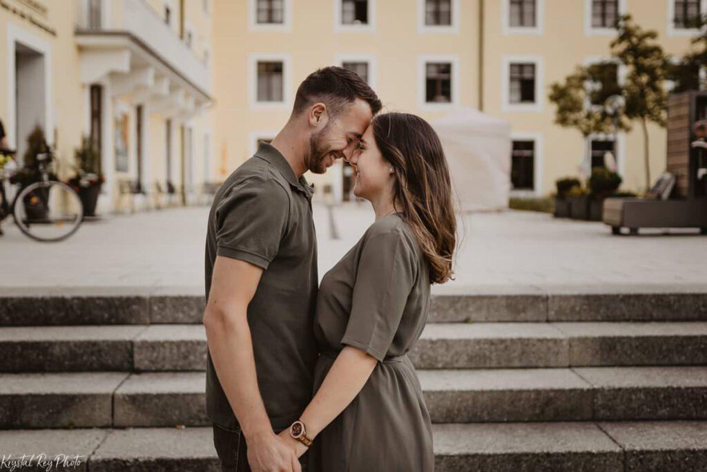 Outfittipps für ein Fotoshooting Paarshooting