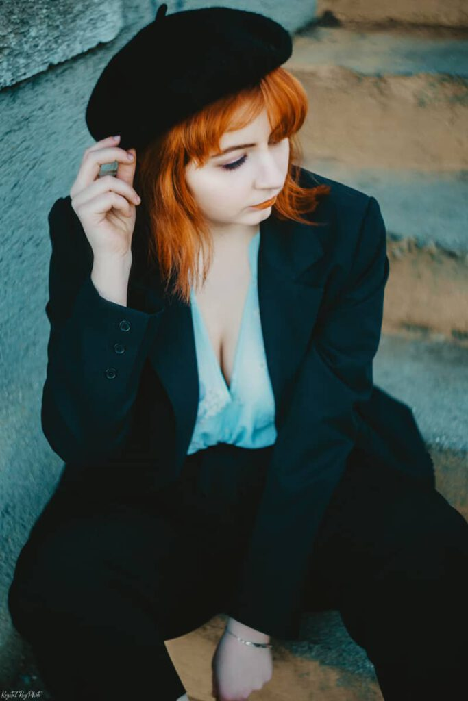Shooting-Outfit-Tipps Hut Mütze